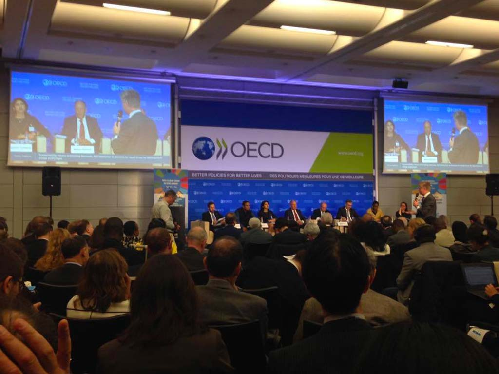 OECD Global Forum on Development 2017